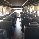 32 Passenger Executive Bus Interior